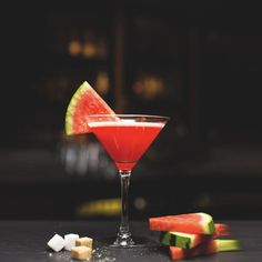 Our Watermelon Martini is a cheeky beverage not to be missed! Finlandia vodka shaken with fresh watermelon and sweetened with sugar syrup, this martini is the definition of sass.