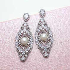 1 Paire élégant irisé Hook Drop Fashion Earrings Ear Stud Dangle Bijoux Cadeau