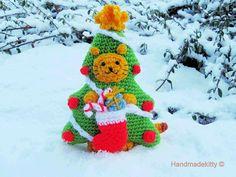 Kitty Cat Christmas Tree