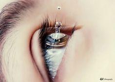 "Fine art photography ""teardrop"""
