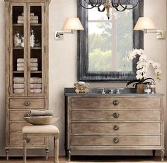hooker furniture melange urbane 4 drawer accent chest | tapeten, Badezimmer