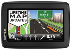 Amazon.com: TomTom VIA 1515TM 5-Inch GPS with Lifetime Traffic and Maps: Cell Phones & Accessories