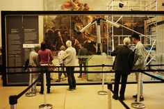 Showtime at the Musée d'Orsay: Watching Varnish Dry - The New York Times
