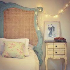 Antic&Chic. Decoración Vintage y Eco Chic: [Get the look] Escoger la mesita de noche perfecta