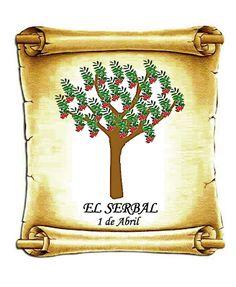 Si has nacido del 1 al 10 de abril ó del 4 al 13 de octubre tu árbol es el Serbal. Son personas emotivas, sensibles y delicadas. Pueden ser depresivas. Son encantadores, tienen buen gusto, son artísticos, apasionados, buena compañía y no olvidan.