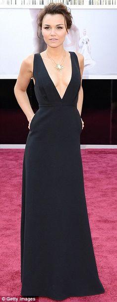 "Stunning Samantha Banks aka ""Eponine"""