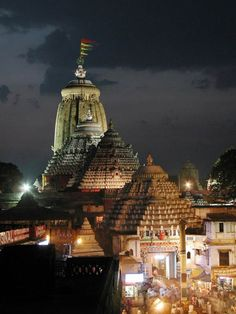 Lord Jagannath temple, Puri, India