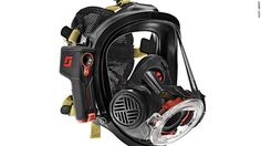 Firefighters have relied on thermal cameras to locate victims, but a new device projects thermal image into firefighters' masks.