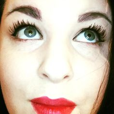 LOVE Younique lipstain and lashes!  www.youniqueproducts.com/KristinReese  #lipstain #eyes #mascara #makeup #younique #love #lips