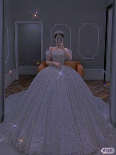 Fancy Wedding Dresses, Pretty Quinceanera Dresses, Pretty Prom Dresses, Princess Wedding Dresses, Elegant Dresses, Cute Dresses, Beautiful Dresses, Fairytale Dress, Fairy Dress