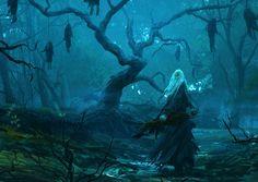 witch by algenpfleger