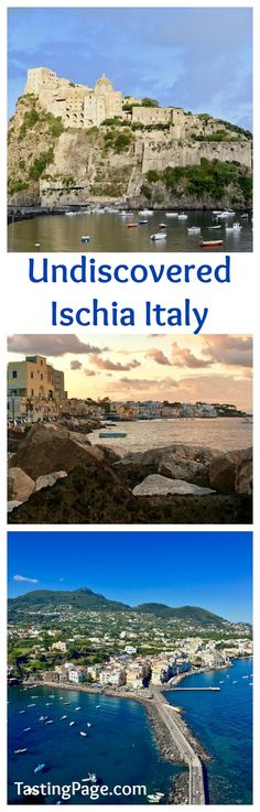 Undiscovered Ischia Italy — Tasting Page