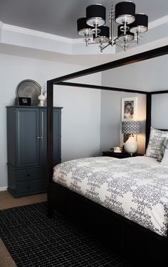 Emily A. Clark: A Client's Master Bedroom Makeover
