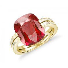 Yellow Gold Designer Ring