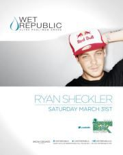 RedBull Brings you Ryan Sheckler at Wet RepublicFor more information, to make a VIP reservation or to be added to the guest list please contact Nicole Johnson directly at Nicole@amgcorp.com