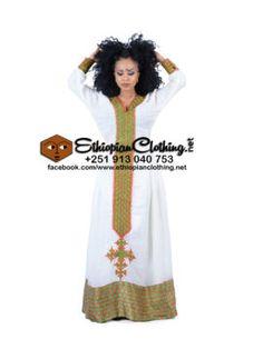 Ethiopian Traditional Cloths