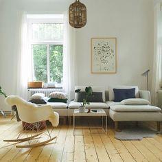 Nachdem wir uns schon länger einig darüber waren, dass unser altes Sofa zu klein…