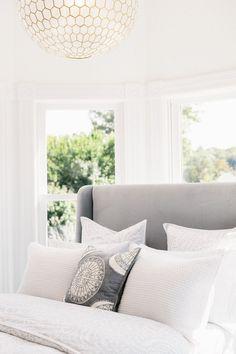 Bedroom inspiration at Serena & Lily Westport | Photo by Amanda Greeley