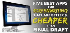 Formatting a screenplay can be rough. This is where script writing software comes in. Here's a list of the best script writing software packages that...