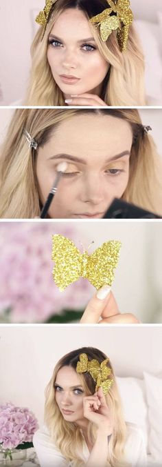 Snapchat Butterfly Filter   20+ DIY Halloween Costumes for Women