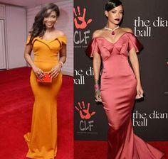 Stephan Noli Blog: Who Wore it Better? - Genevieve Nnaji Vs Rihanna