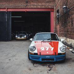 Porsche x Magnus Walker