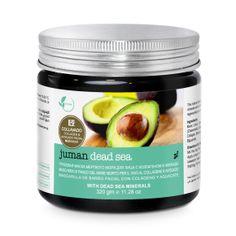 Kozmetika s obsahom minerálov z Mŕtveho mora Loción Facial, Dead Sea Mud, Dead Sea Minerals, Tea Tree Oil, Vitamin C, Collagen, Whitening, Serum, Avocado