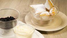Rezept von Milena Broger   30 Minuten (ohne Stehzeit)/leicht Panna Cotta, Food And Drink, Pudding, Ethnic Recipes, Desserts, Apple Juice, Kuchen, Clarified Butter, Play Dough