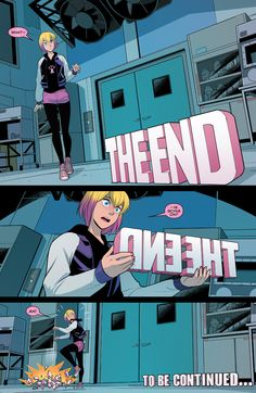 The Unbelievable Gwenpool Issue #16 - Read The Unbelievable Gwenpool Issue #16 comic online in high quality