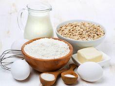 Desery z odżywką białkową