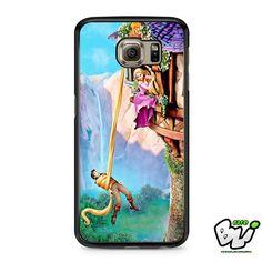 Disney Tangled Rapunzel Samsung Galaxy S7 Case