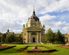Budapest Hungary Attractions | City Woodland Park - Városliget