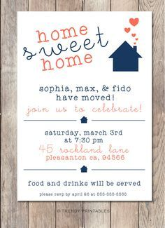Our housewarming invites thus far looking for real critique on housewarming party invitation housewarming invitation printable invitation home sweet home our new home modern housewarming invite 69 stopboris Image collections