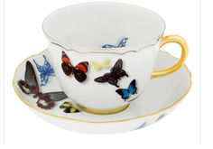 When it comes to teacups is vintage or vintage inspired the way to go?