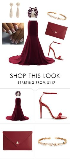 """""""Untitled #63"""" by bojanapejakovic ❤ liked on Polyvore featuring Gucci, Vivienne Westwood and Suzanne Kalan"""