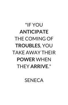 SENECA Stoic Philosophy Quote