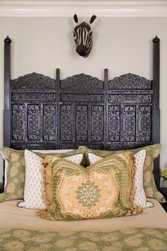 Charmean Neithart Interiors, LLC. - eclectic - bedroom - los angeles - Charmean Neithart Interiors, LLC.