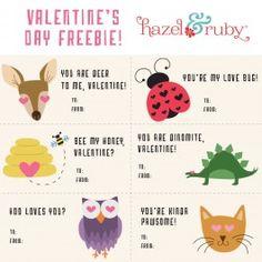Berry Cute Valentine