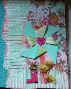 Junk Journal, Gift Wrapping, Garden, Gifts, Gift Wrapping Paper, Garten, Presents, Wrapping Gifts, Lawn And Garden
