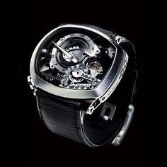 Ladoire Black Widow Light Watch