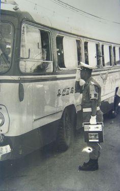 70년대 고속버스를 요즘 고속버스와 비교하면 참으로 곤란합니다. 70년대 초반 박정희대통령의 경부고속도...