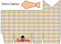 Caja camisa