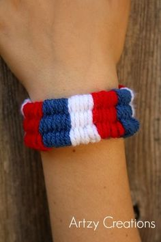 Straw Weaving Bracelets - Design Dazzle