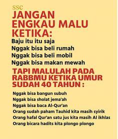 Reminder Quotes, Self Reminder, True Quotes, Muslim Quotes, Islamic Quotes, Muslim Religion, Postive Quotes, Broken Heart Quotes, Quotes Indonesia