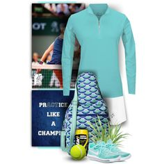 Enjoy Tennis with th