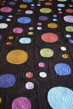 #crochet #blanket #planetary