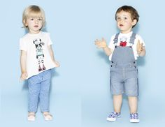 Little @marcjacobs spring 2015 campaign #littlemarcjacobs #cartoons #SS15 #spring #summer #springsummer2015 #childrens #kids #childrenswear #kidswear #kidsfashion #girls #boys
