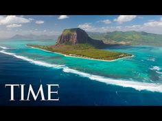 TIME: Found: A Lost Continent! (Really)