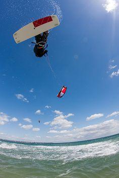 Kitesurf Les Evens