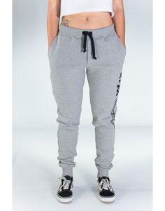 7ad298fd2f calças de moletom femininas Alfa Candy Jogger